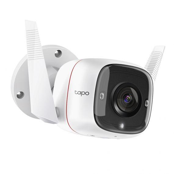 3MP Bullet WiFi Camera with PIR + Bidirectional Audio TAPO C310