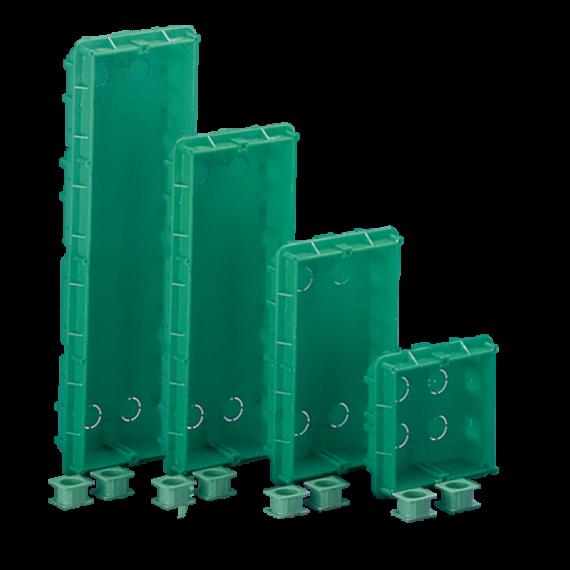 IKALL and POWERCOM Plate Flush Box Comelit 3110/2