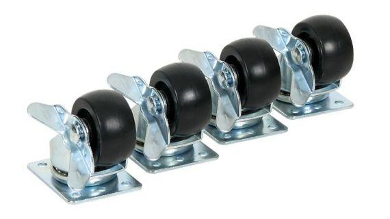 ruedas de rack