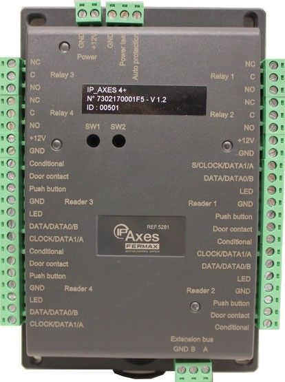 Expansor IP Axes 4 Fermax 5281