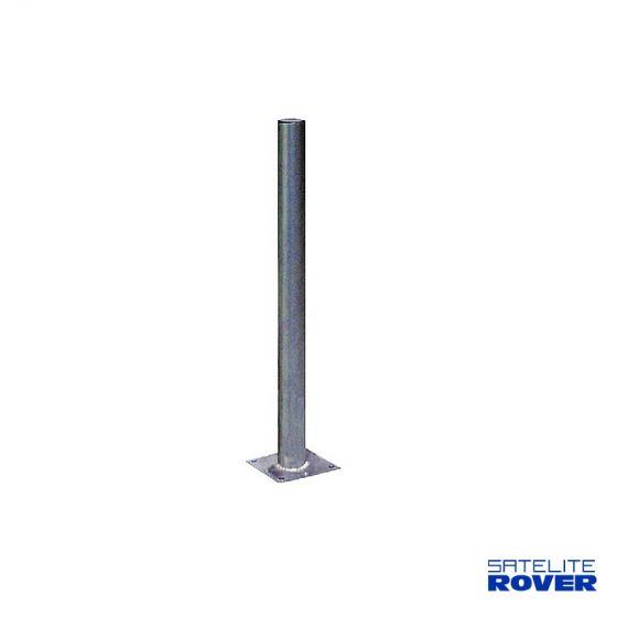 Soporte de suelo ø 50 mm para antenas 110cm