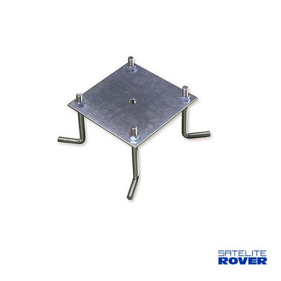 Base Torreta Empotrar Satélite Rover 53081