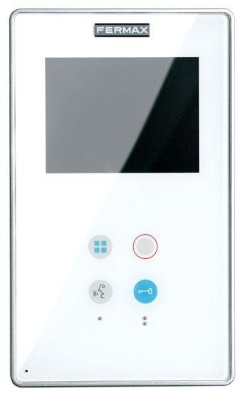 """SMILE 3.5"""" Color VDS Basic Fermax 6545 Monitor"""