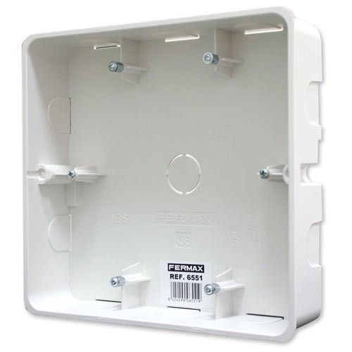 "Fermax 6551 Flush Box Monitor SMILE 7"""
