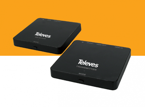 DigiDim Televes 716701 HDMI + IR Transmitter and Receiver