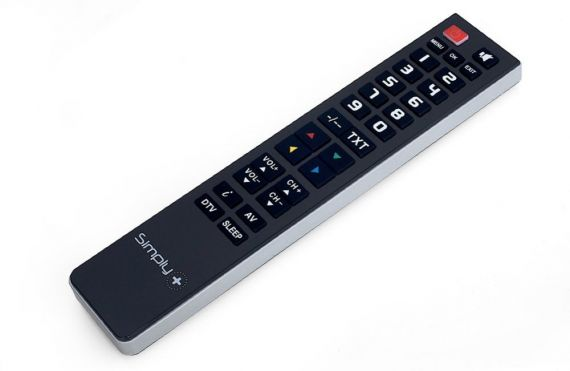 Superior Simply+ Universal Remote Control