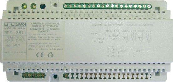 Cambiador Automático 4+N DIN10 Fermax 8811