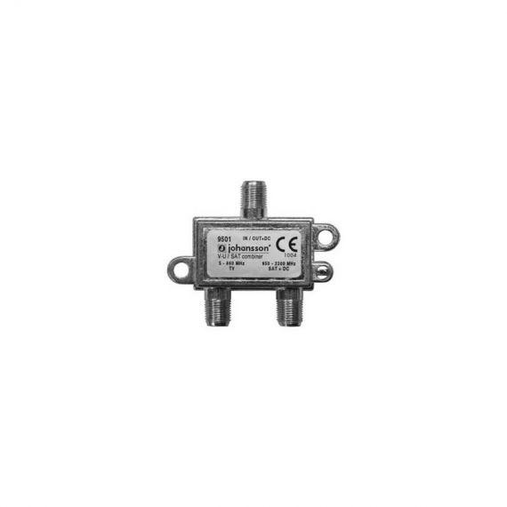 Mezclador Terrestre-Satélite Johansson 9501