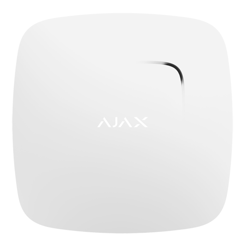 Detector de humo AJ-FIREPROTECT-W de AJAX