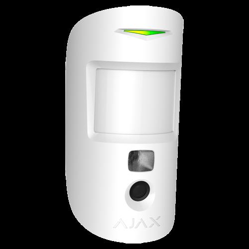 Detector Volumétrico PIR con Cámara