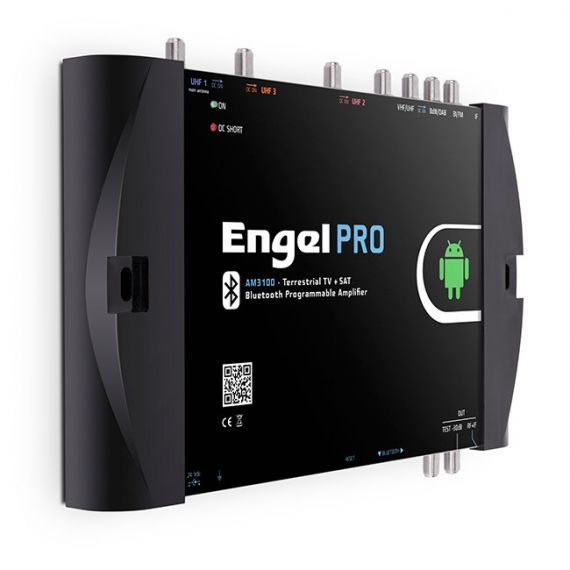 Central Programable Engel PRO TERR+SAT Bluetooth