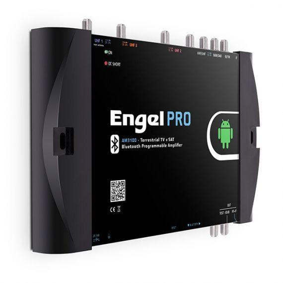 Engel PRO TERR + SAT Bluetooth Programmable Amplifier