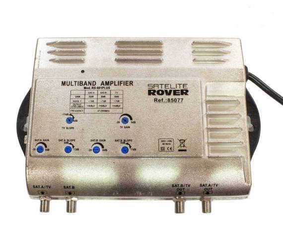 Amplifier Central RS-601 Plus