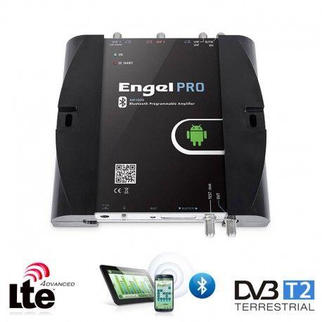 Central Programmable 3e DVB-T2 LTE Ready