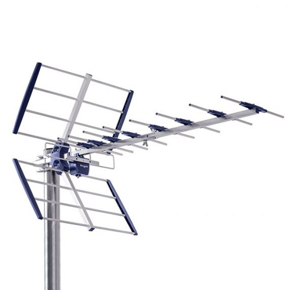 Antena UHF-TDT 14dB MAX-42 LTE 4G Engel