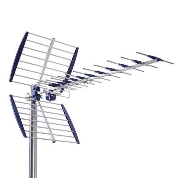Antenna UHF-TDT 15dB MAX-44 LTE 5G Engel