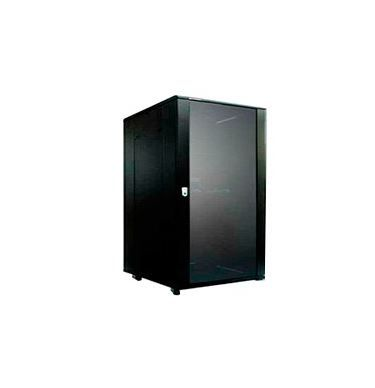 "Armario rack de 19"" de 22U, 600x600mm. frontal"