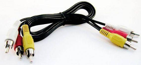 Vista cable 3 RCA