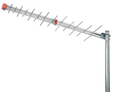 Antena logarítmica de FTE