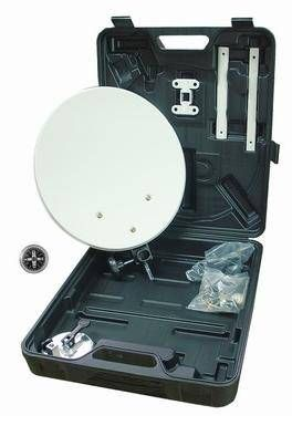 Site 35 cm dish Kit + compass