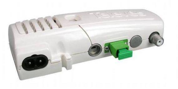 Self-regulating Optical receiver
