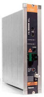 Fiber Optic Transmitter and Receiver Receiver F.O. S / RET