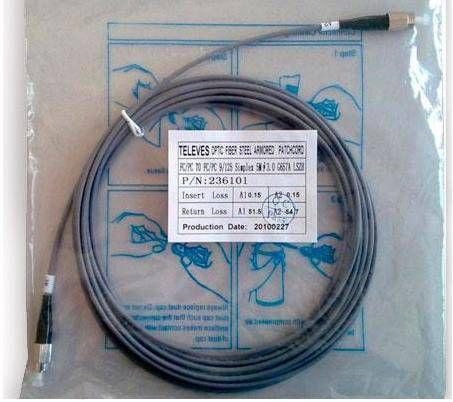 40m hose FCPC fiber pre-finished