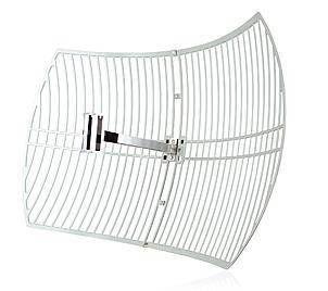 Tp-link antenna 2.4 GHz 24 dBi Outdoor parabolica-.