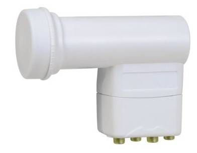 Skymaster 0.3 Quattro LNB converter