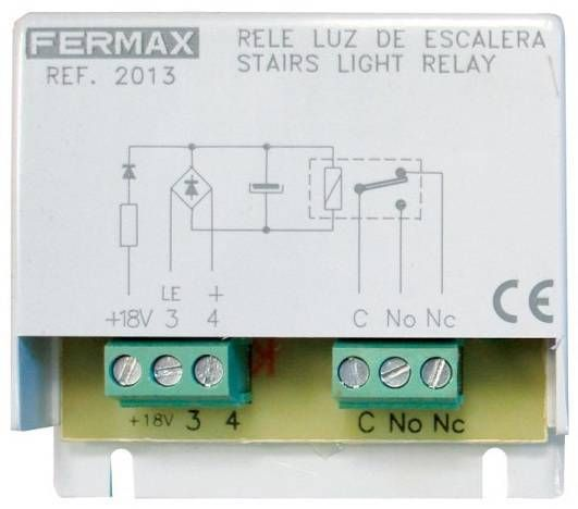 Additional Functions Relay Fermax 2013