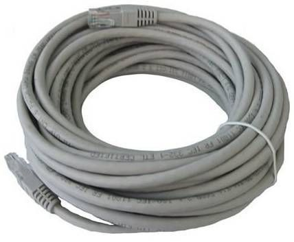 UTP cat 6 patch cable 15 meters