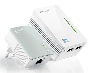 PLC TL-WPA4220KIT Tp-Link