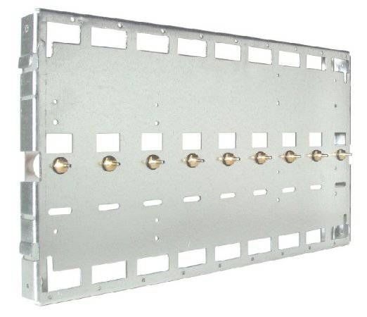 Support base 9 units BAS-915 2225 of IKUSI