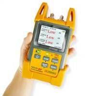 Medidor de potencia óptica selectiva Low Cost