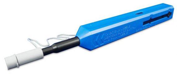 limpiador de conectores de fibra optica