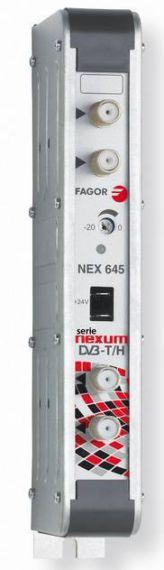 Amplificador monocanal Fagor NEX 645