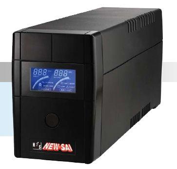SAI 850VA/480W Blazer LCD 850 NEW-SAI 14085