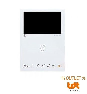 Comelit 6741W OUTLET Mini WiFi Monitor