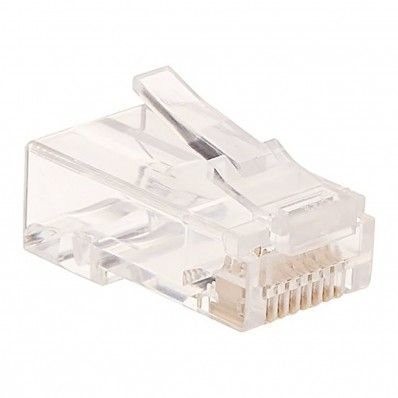 Connector RJ-45 category 5e male