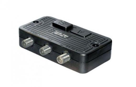 Conmutador de Cable Coaxial de Antena