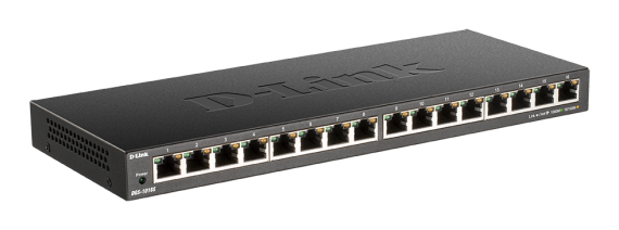 Switch D-Link DGS-1016S