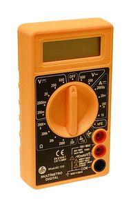 Multimetro digital con sonda pirometrica 60. 105