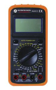 Multimeter with adjustable display and protective cover Electro DH 60.131