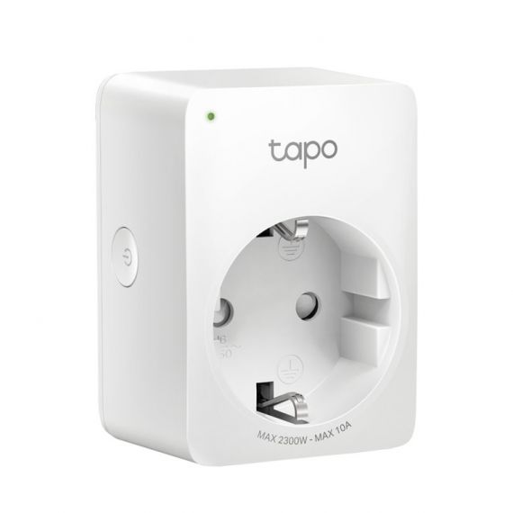 Tp-Link Tapo P100 Smart WiFi Mini Plug