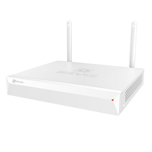 NVR recorder for IP cameras 4CH Wifi Ezviz