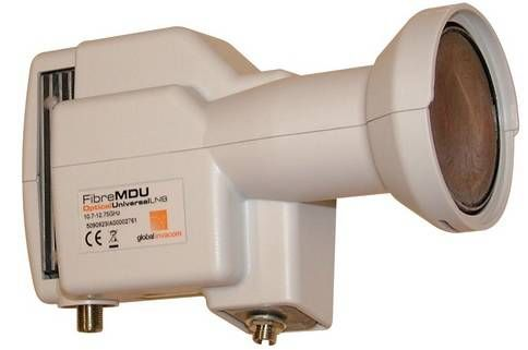 Optical LNB with fiber output MDU
