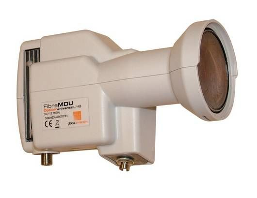 Optical LNB input with C-120