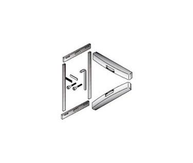 Set de Accesorios para placa CITY Classic de Fermax 9553