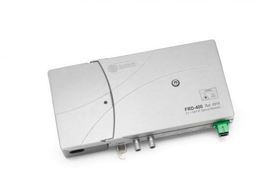 Optical TV+SAT Receiver FRD-400 Ikusi 4914