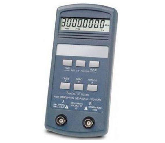 Frecuencimetro portátil de 3 Ghz
